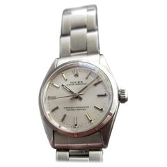 Midsize Rolex Oyster Perpetual 6549 Automatic Watch, c.1960s Vintage RA128