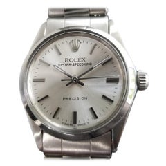 Midsize Rolex Oyster Precision 6430 Speedking Manual Wind, c.1960s LV684