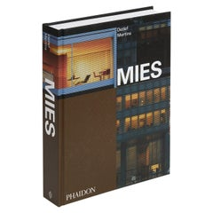 Mies, the Classic and Most Definitive Monograph Ever Published