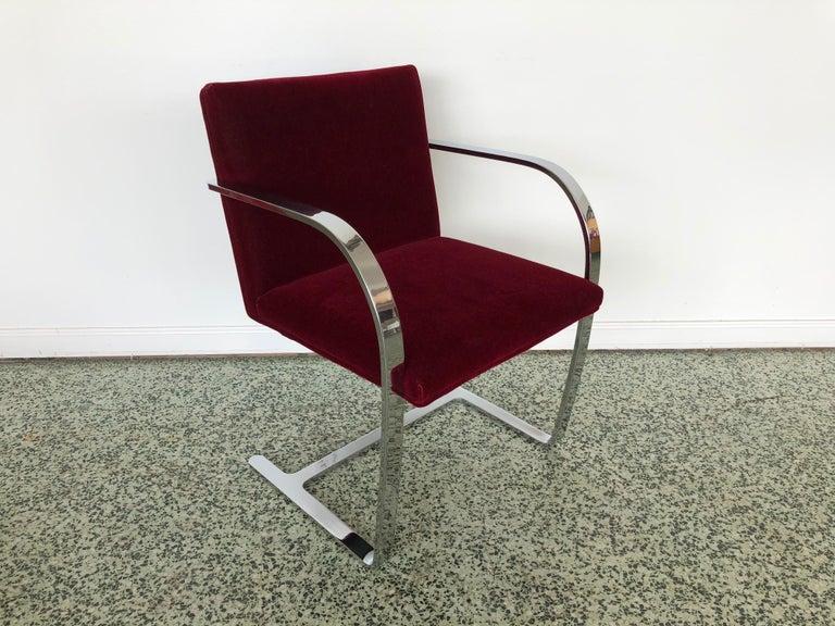 Designer: Mies van der Rohe  Manufacture: Gordon  Period/style: Mid-Century Modern  Country: US  Date: 1970s.