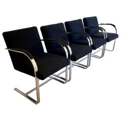 Mies van der Rohe Brno Club Chairs