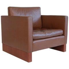 Mies van der Rohe Designed Lounge Chair, circa 1968