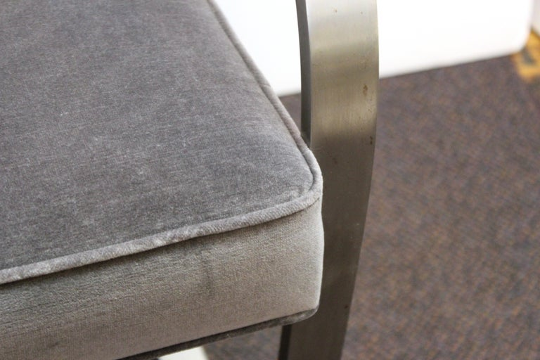 Mies van der Rohe for Knoll Brno Armchairs For Sale 5