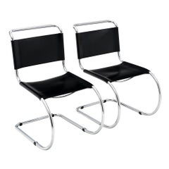 Mies van der Rohe Vintage Cantilever Chairs