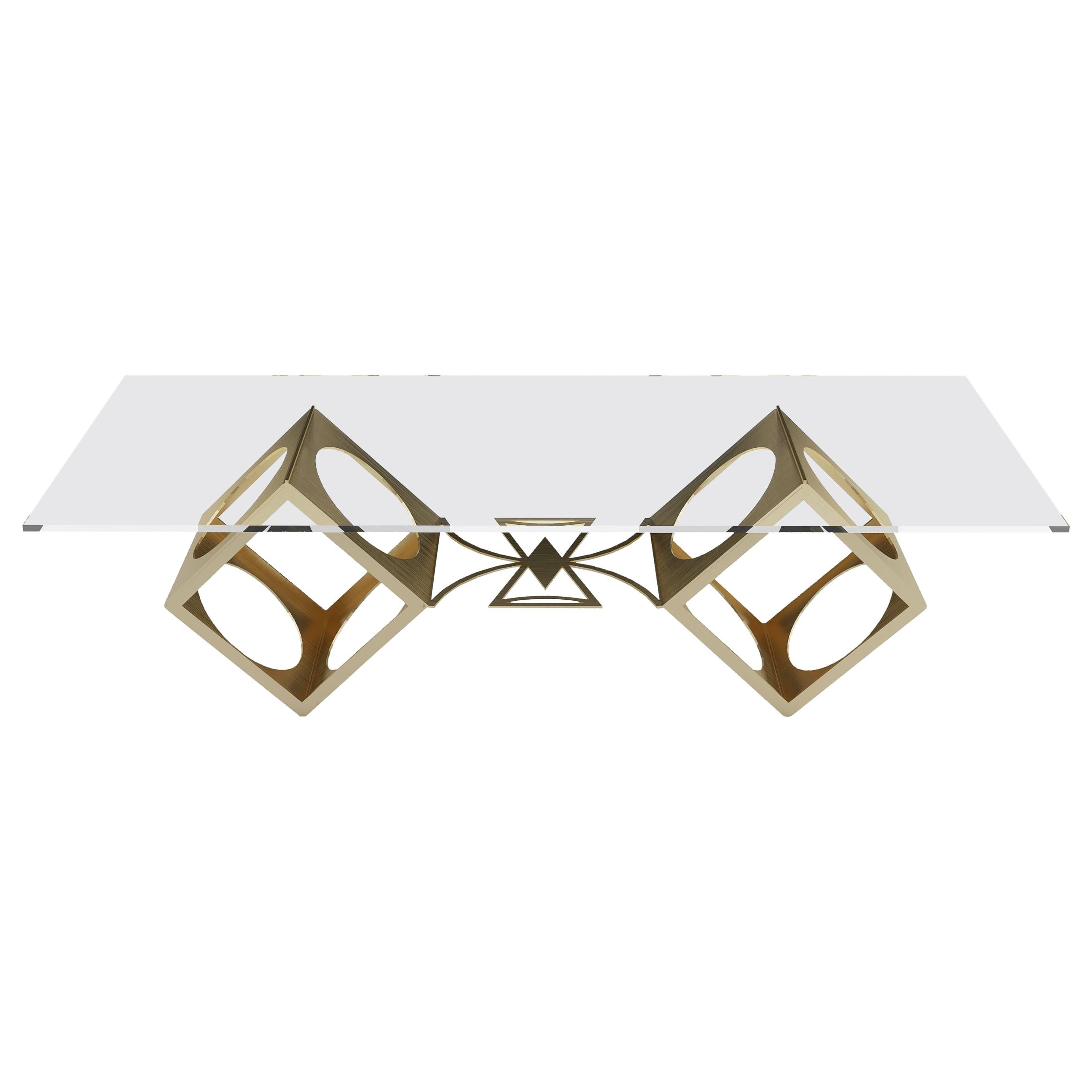 Mighty Table Designed by Laurie Beckerman