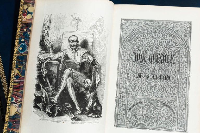 English Miguel Cervantes, Don Quixote De La Mancha For Sale
