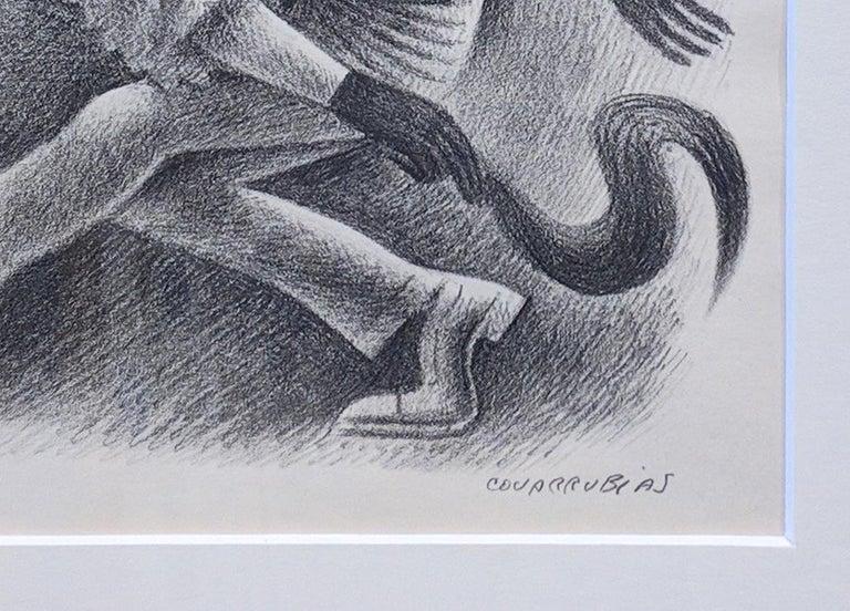 RUMBA - Print by Miguel Covarrubias