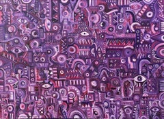 Deep Dreams, Contemporary Art, Abstract Painting, 21st Century