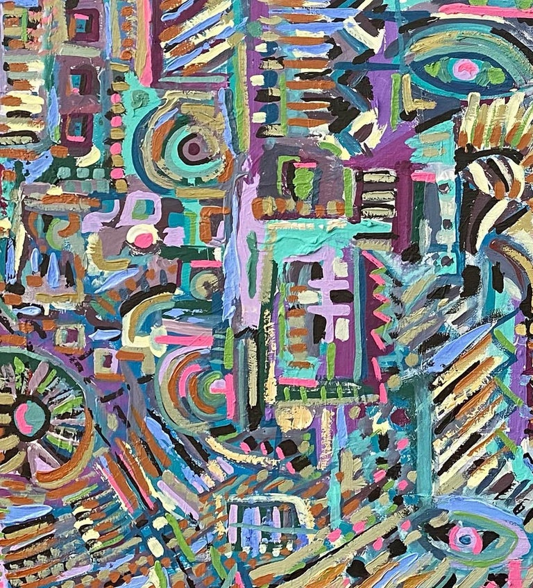 Rupestre, Contemporary Art, Abstract Painting, 21st Century 5