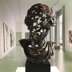 Essence classic Elena Bronze - Miguel Guía Expressionist Bronze layer Sculpture
