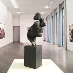 The Power of the Word – Miguel Guía Realism Cast bronze Sculpture