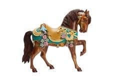 Caballo Carrusell / Carousell Horse - Mexican Folk Art  Cactus Fine Art