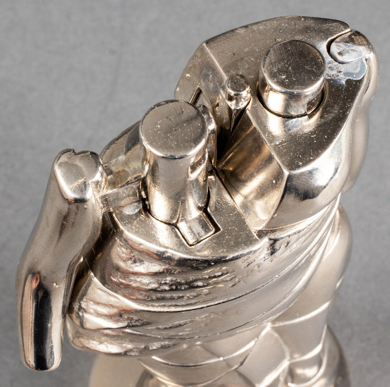 Miguel Ortiz Berrocal La Mini Cariatide Puzzle Sculpture For Sale 4