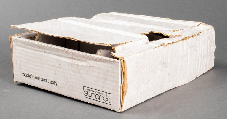 Mid-20th Century Miguel Ortiz Berrocal La Mini Cariatide Puzzle Sculpture For Sale