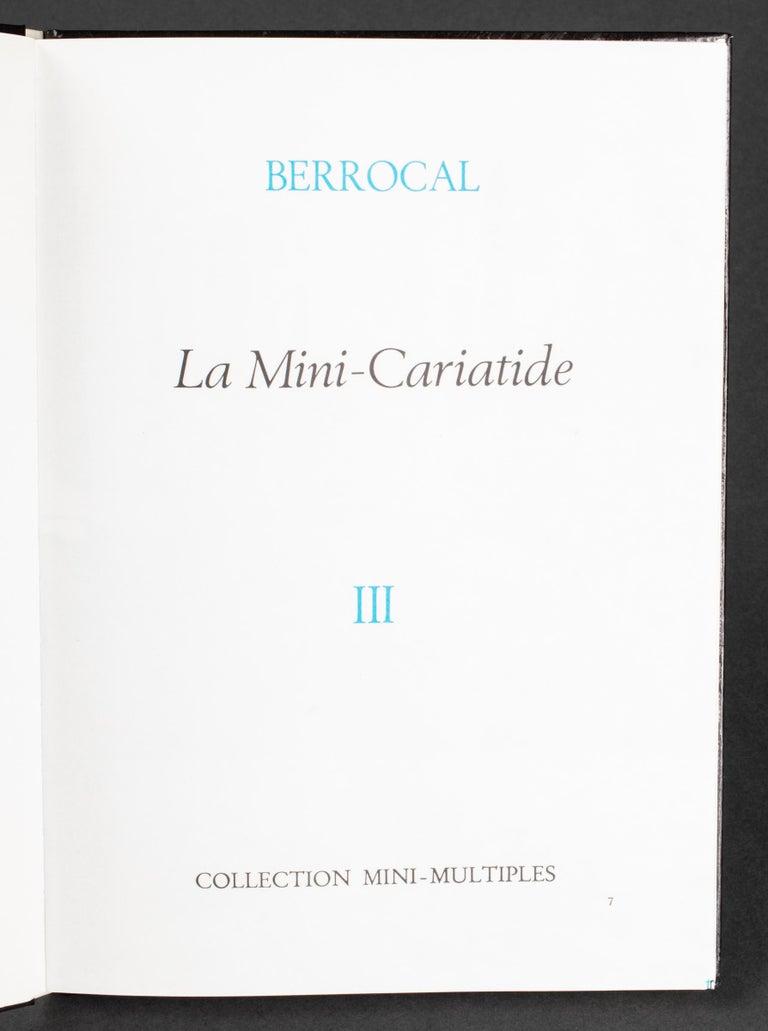 Chrome Miguel Ortiz Berrocal La Mini Cariatide Puzzle Sculpture For Sale
