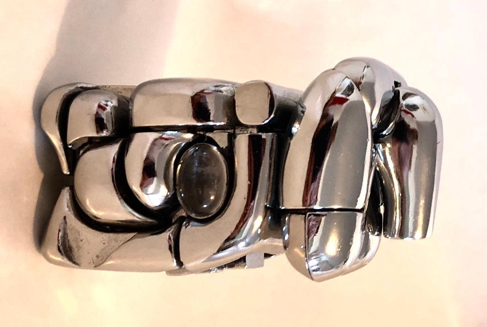 1960s Wearable Ring Pop Art Puzzle Kinetic Sculpture Mini Maria Miguel Berrocal