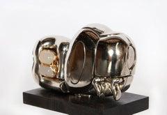 Mini-Zoraida, Puzzle Sculpture by Berrocal 1969