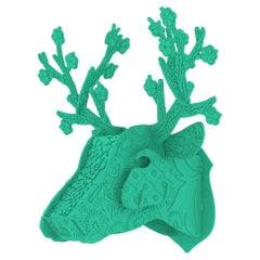 Miho Deer Solid Color - Pistache