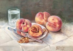 """""""Still Life with Peaches"""""""