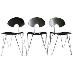 Mikado 800 Kusch+Co Walter Leeman Stacking Chairs