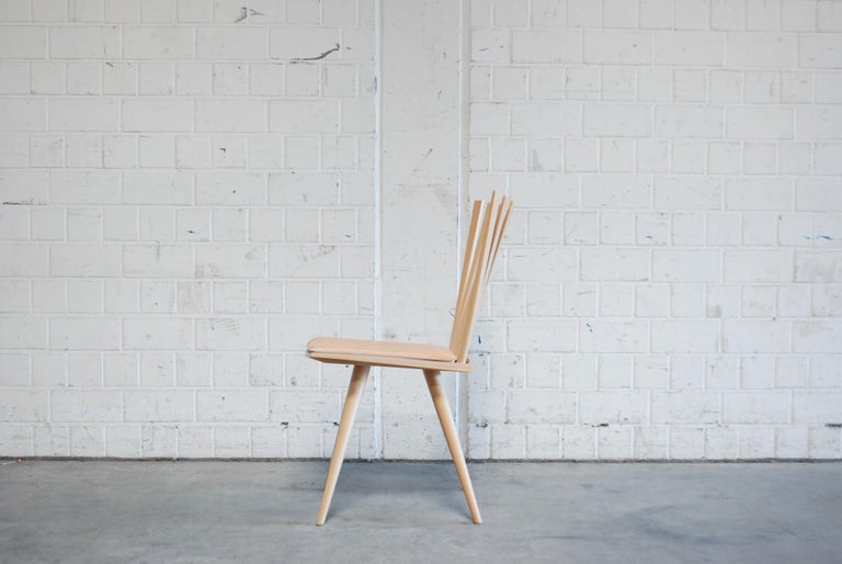 Mikado Dining Chairs Design Foersom & Hiort-Lorenzen by Fredericia For Sale 8