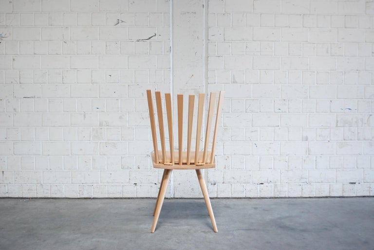 Mikado Dining Chairs Design Foersom & Hiort-Lorenzen by Fredericia For Sale 9