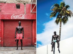Coke and Why Not, From Iconic Series, Diptych