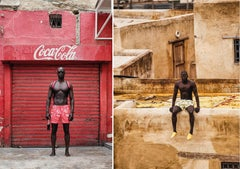 Coke and Yello, From Iconic Series, Diptych