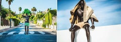 Marbella and Safari, From Iconic Series, Diptych
