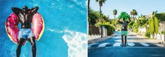 V and Marbella, From Iconic Series, Diptych