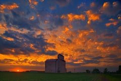 'Land of the Living Skies' by Mike Grandmaison, Photograph, Archival Ink Jet