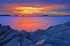 'Last Light, Georgian Bay' by Mike Grandmaison, Photograph, Archival Ink Jet