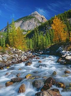 'Rampart Creek, Banff' by Mike Grandmaison, Photograph, Archival Ink Jet