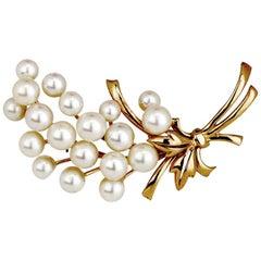 Mikimoto Pearl Pin