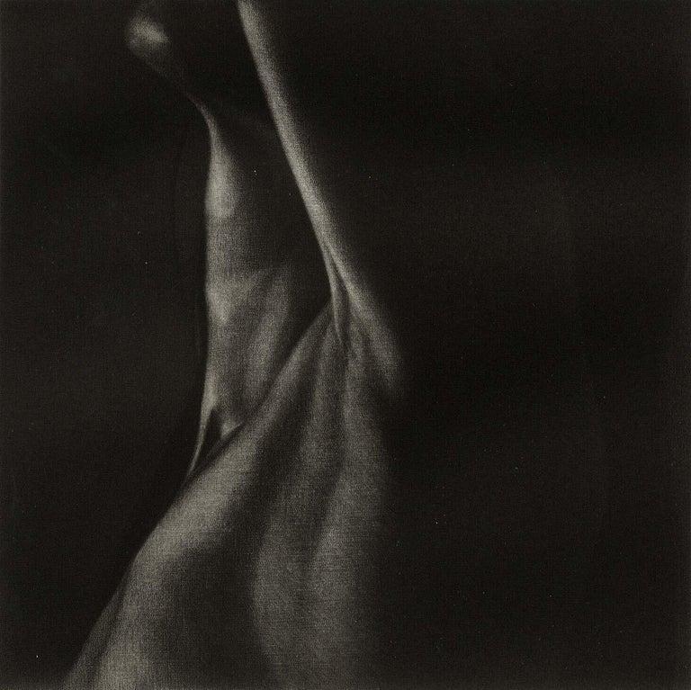 Mikio Watanabe Figurative Print - NU - C (translates to Nude C-- the model was the artist's wife)