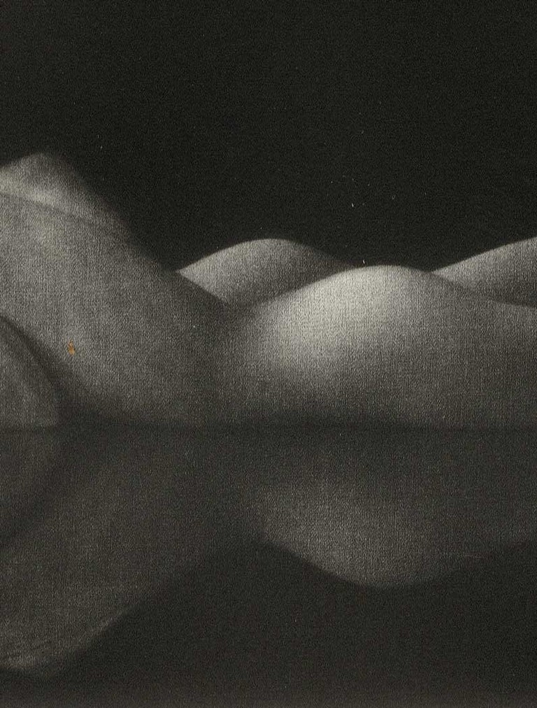 Reflet - Print by Mikio Watanabe