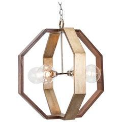 MILA CHANDELIER - Modern Octagonal Chandelier