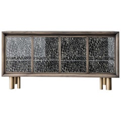 Mila Full Safari Sideboard by Chiara Provasi