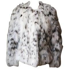 Milady Lynxcat Fur Jacket