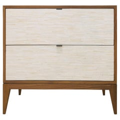 Milano 2-Drawer Nightstand by Ercole Home