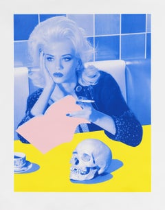 Ex Libris, 2019 - Miles Aldridge (Colour Photography)