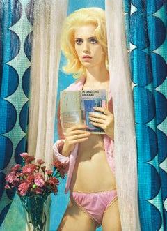 In Shadows I Boogie – Miles Aldridge, Model, Art, Nude, Fashion, Dress, Pinup