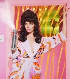 New Utopias #2 – Miles Aldridge, Model, Housewife, Fashion, Pinup, Hairspray