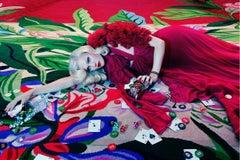 The Rooms #2, 2011 - Miles Aldridge (Colour Photography)