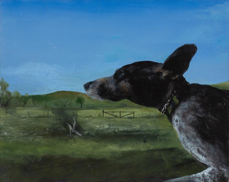Miles Cleveland Goodwin Animal Painting - Freedom