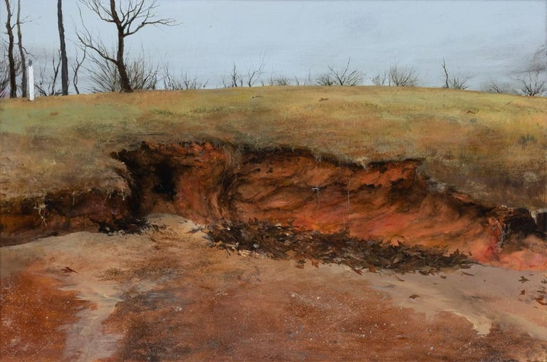 Miles Cleveland Goodwin Landscape Painting - Red Earth