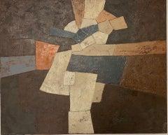 Miles Cole, Autumn Nocturne, Abstract Art, Contemporary Art, Autumnal Art