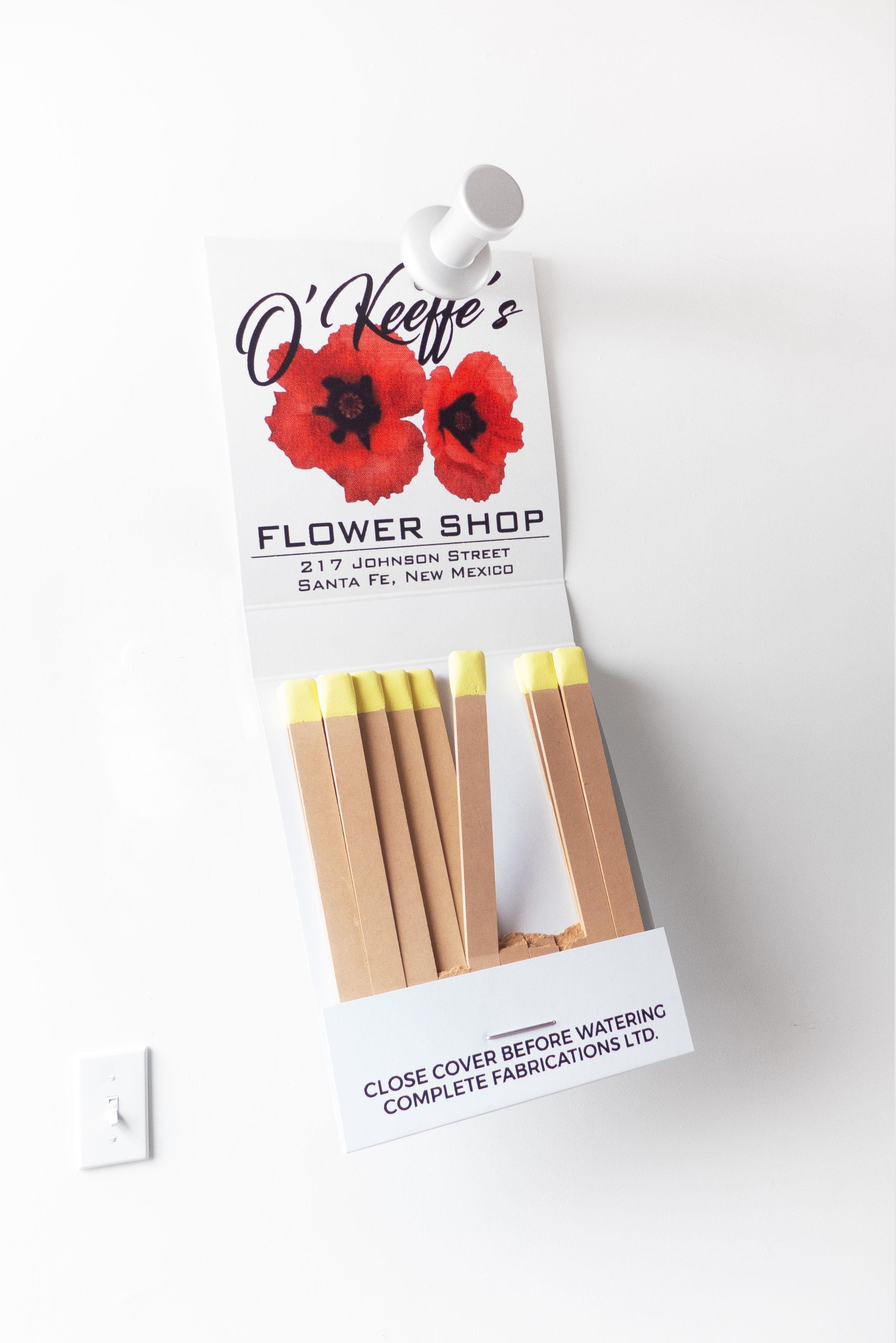 """O'Keeffe's Flower Shop"""