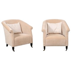 Miles Lounge Club Chairs by Robert Brown