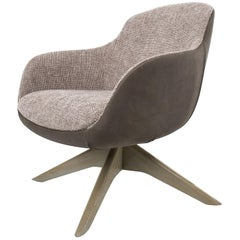 Miley Armchair Brown